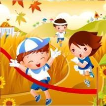 Детская игра — «Челночок»