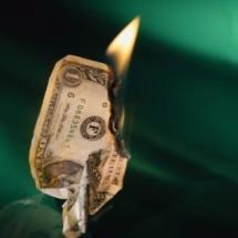 Детский химический опыт — Деньги из пепла