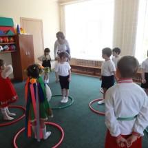 Веселая детская игра — «Пятнашки с домом»