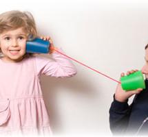 Бумажный игрушечный телефон