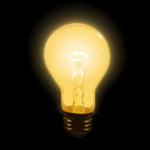 Детский фокус — Лампочка, зажгись!