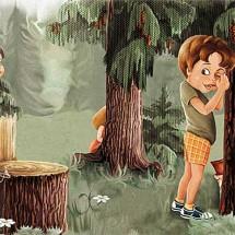 Детская игра — «Сардинки»