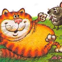 Детская игра — «Кошки-мышки»