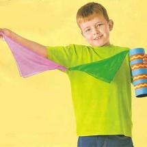 Детские фокусы — Волшебная трубка