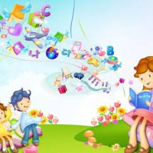 Развивающая детская игра — Перескажи прочитанное