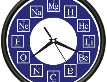 Детский химический опыт — Химические часы