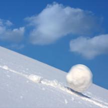 Объединяющая людей игра — «Снежный ком»