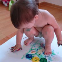 Развивающая игра — Каляки-маляки со смыслом