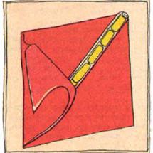 Детский фокус — Волшебный платок