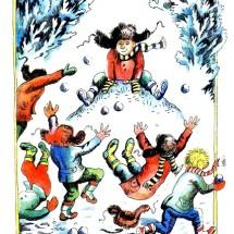Детская игра — «Царь горы»